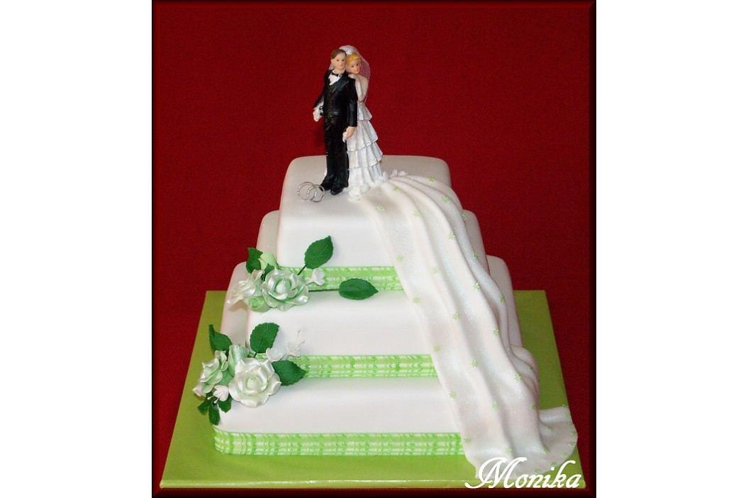 Felcman dortová forma čtverec 30x30cm obrázek inspirace