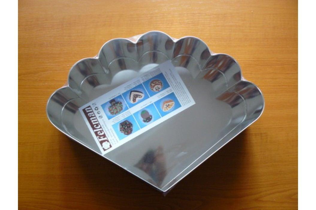 Felcman dortová forma vějíř velký 37cm