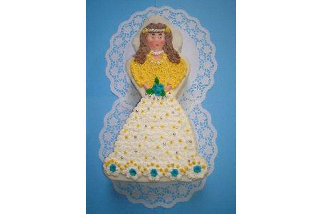 Felcman dortová forma panenka Barbie