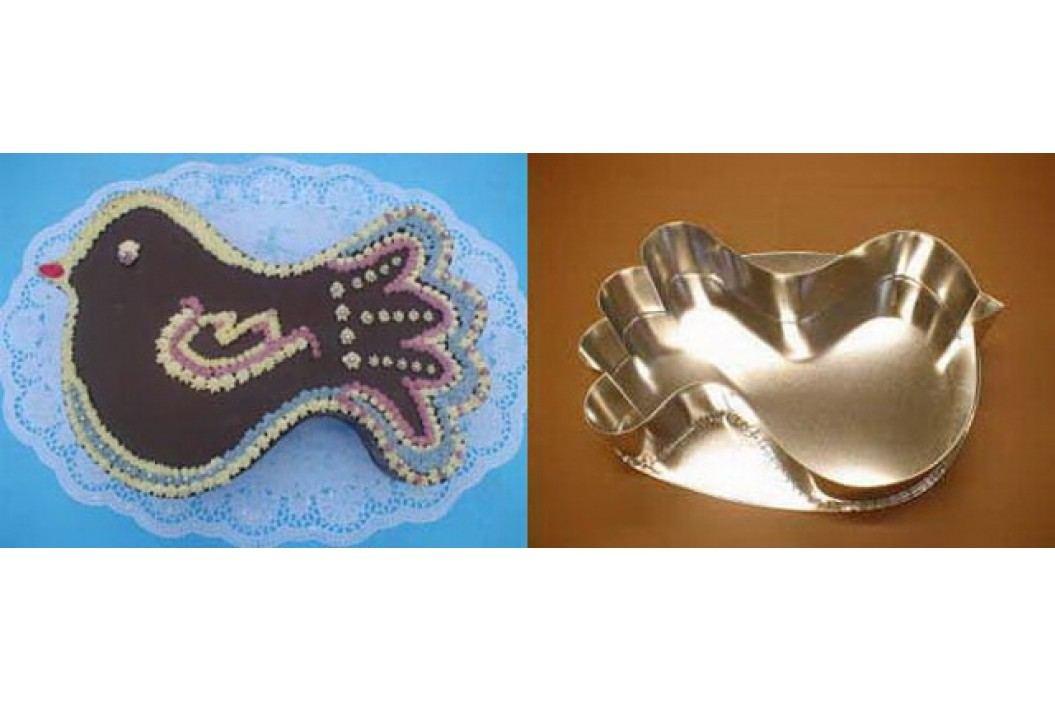 Felcman dortová forma holubice obrázek inspirace
