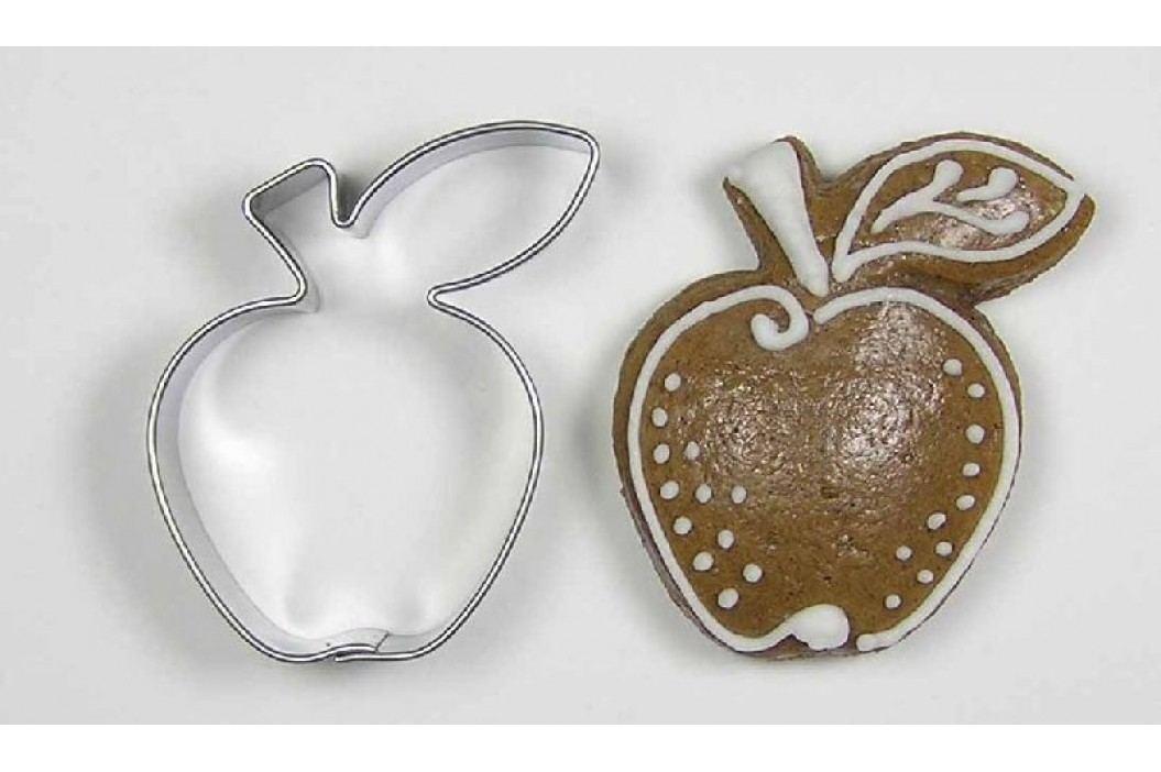 Nerezové vykrajovátko jablko