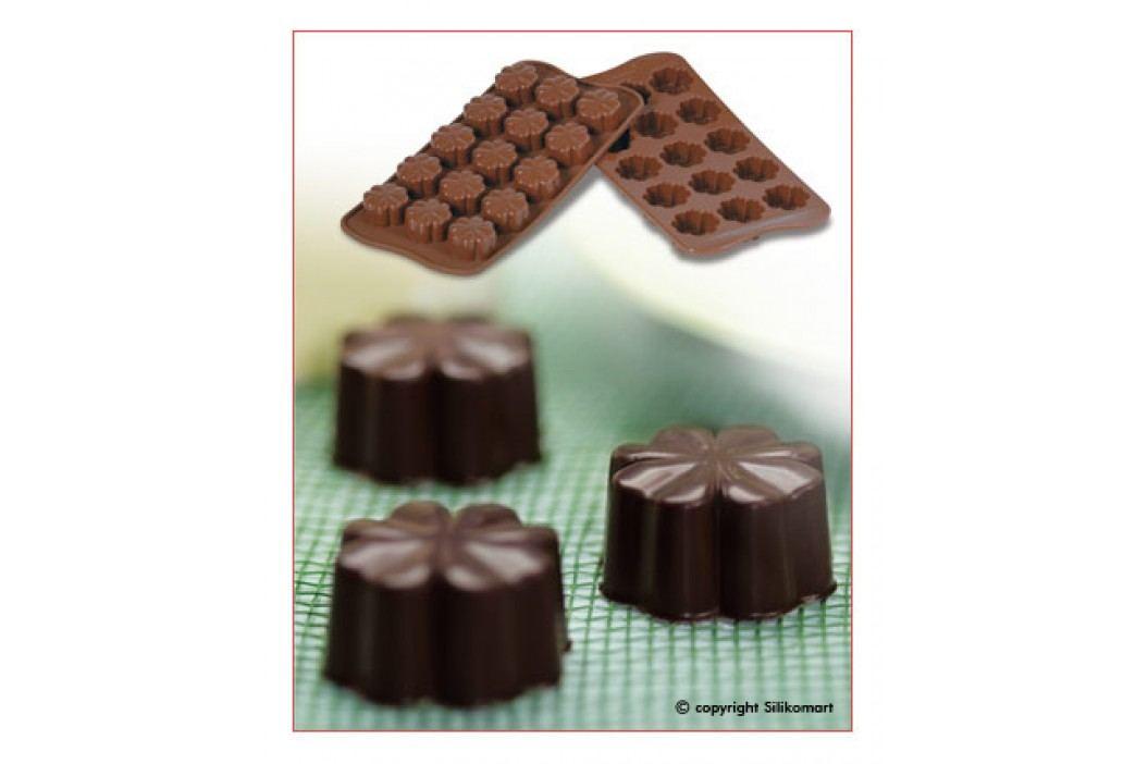 Silikomart Silikonová forma na čokoládu Fleury