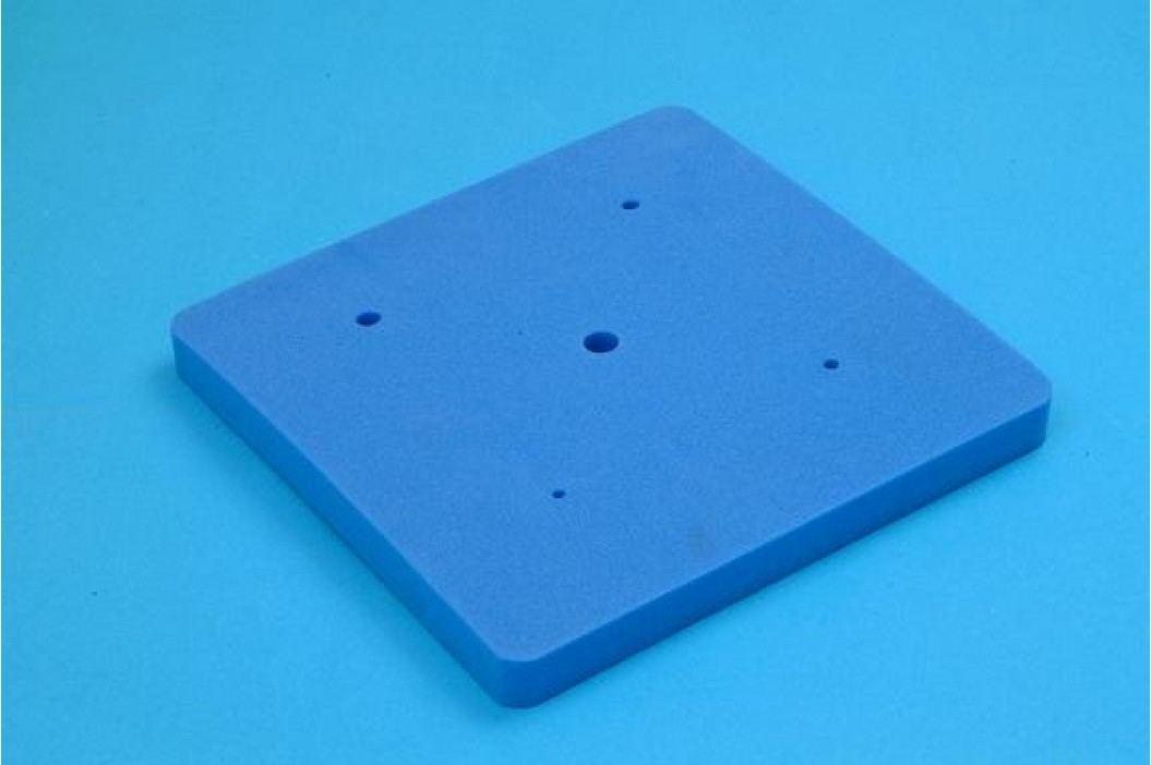Modelovací houbička modrá