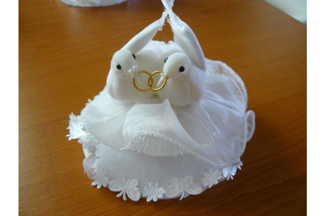Figurka na dort - holubice 11cm