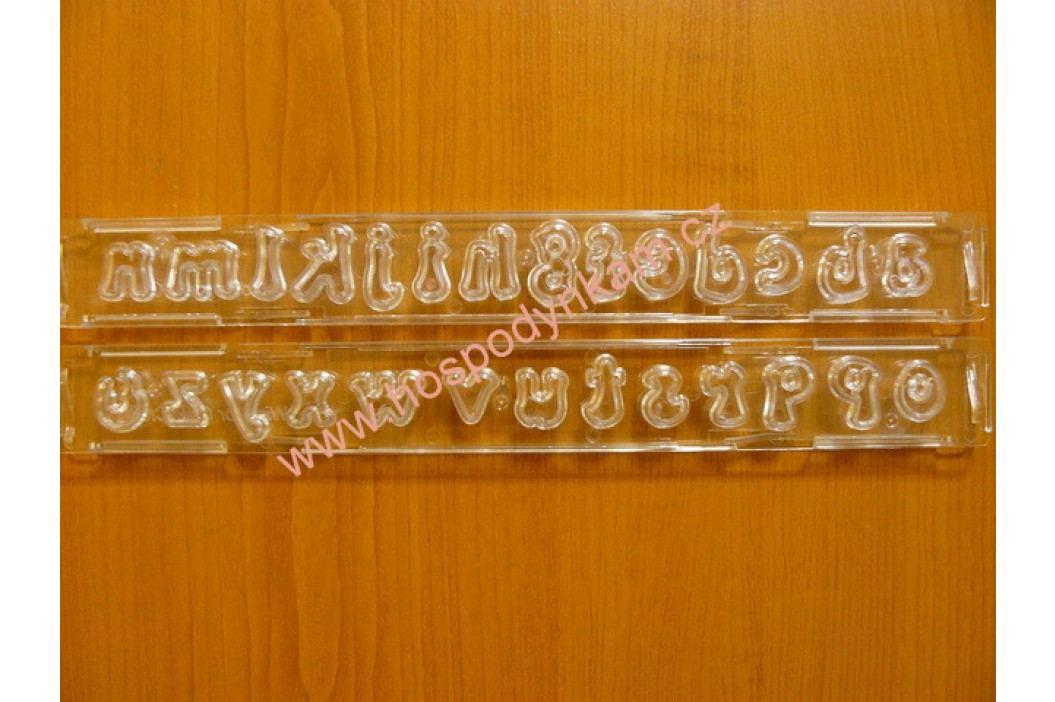 Vypichovač abeceda malá písmena kulatá