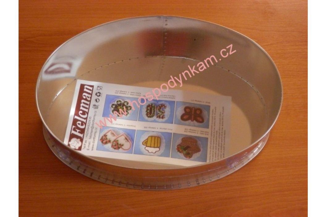 Felcman dortová forma ovál malý