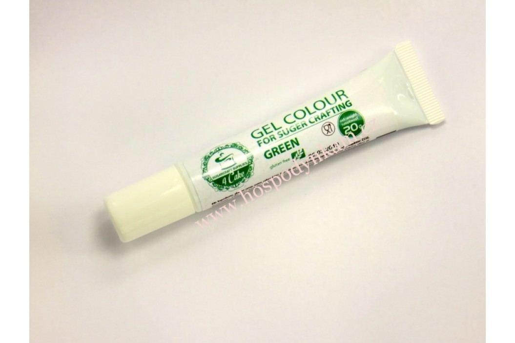 Gelová potravinářská barva Food Colours zelená