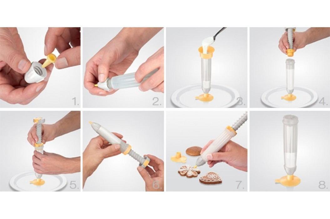 Tescoma Cukrářská zdobicí tužka DELÍCIA obrázek inspirace