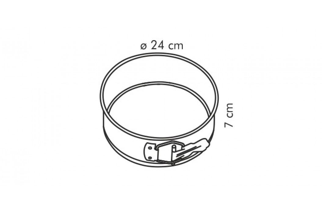 Tescoma Forma na dort rozkládací DELÍCIA ? 24 cm