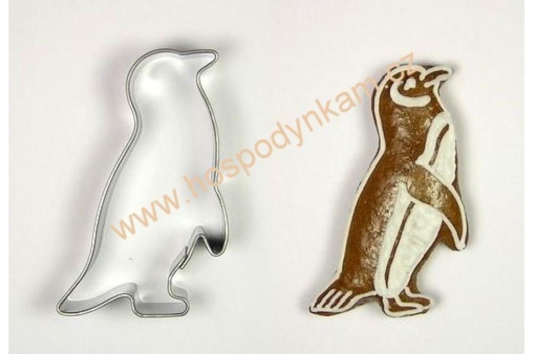 Nerezové vykrajovátko tučňák