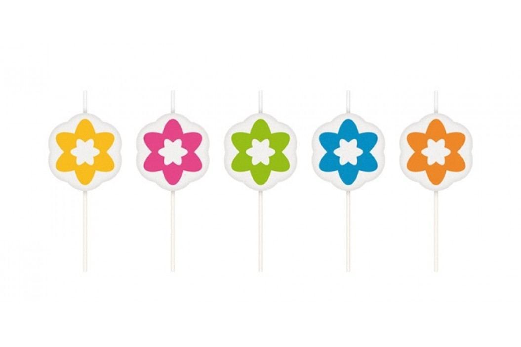 Dortové svíčky Tescoma Květinky