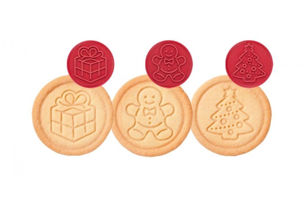 Razítko na sušenky DELÍCIA, 6 vánočních motivů