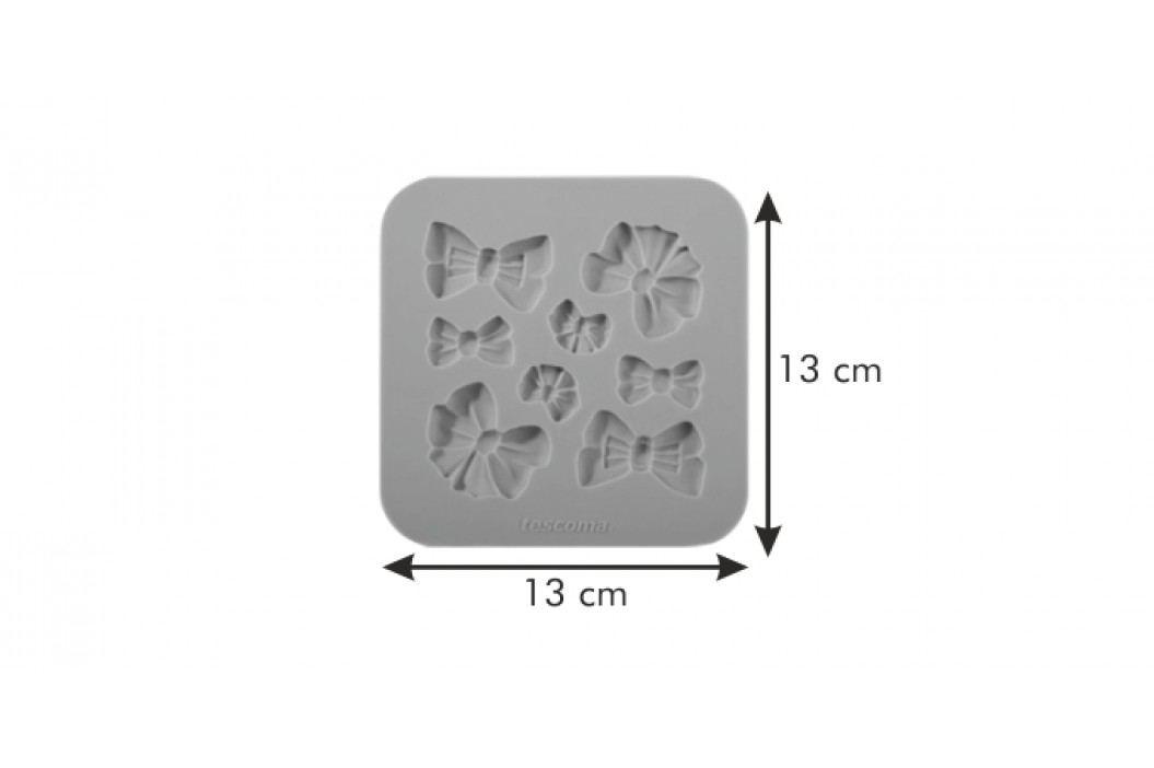 Silikonové formičky DELÍCIA DECO, mašličky