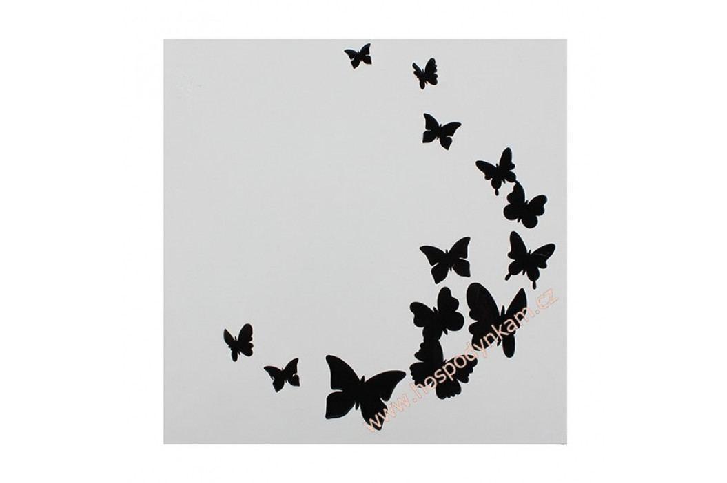 Cake Star Stencil motýli obrázek inspirace