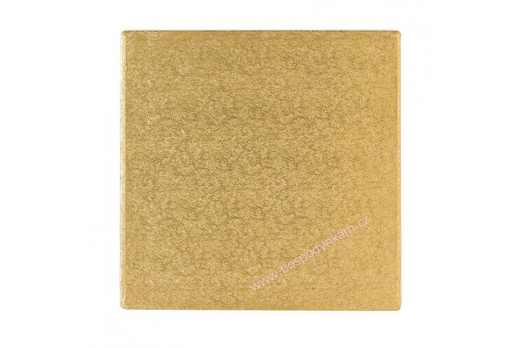 Culpitt Zlatý tác čtverec 35x35cm obrázek inspirace