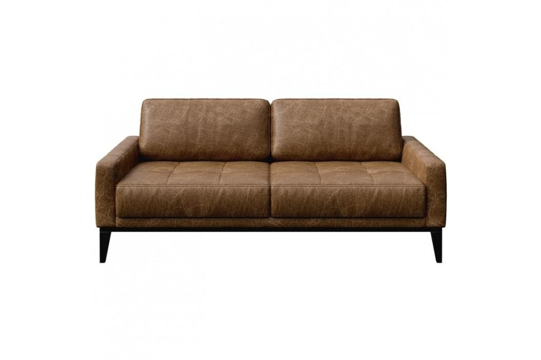 Pohovka MESONICA Musso Tufted, pro 2 osoby, vintage hnědá Mesonica-Musso-09B-2 MESONICA obrázek inspirace