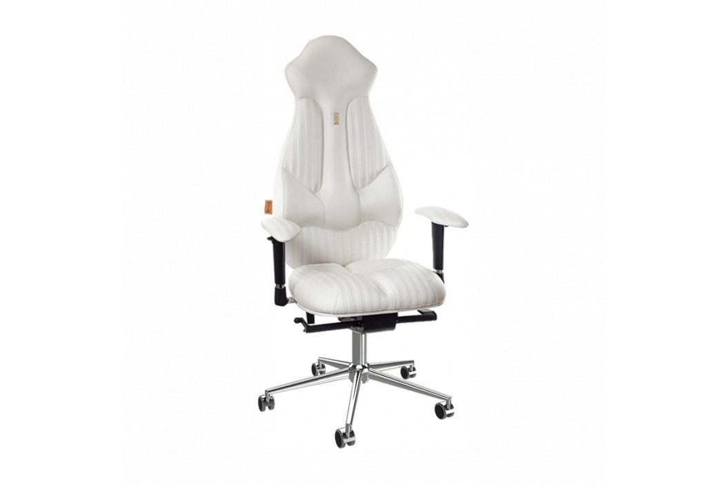 Kancelářské křeslo Imperial, bílá SK-0702_WH Kulik System