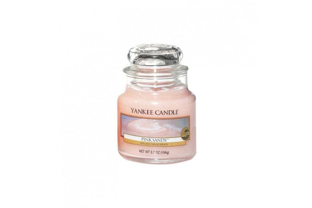 Vonná svíčka Yankee Candle Pink Sands, malá 20443 Yankee Candle