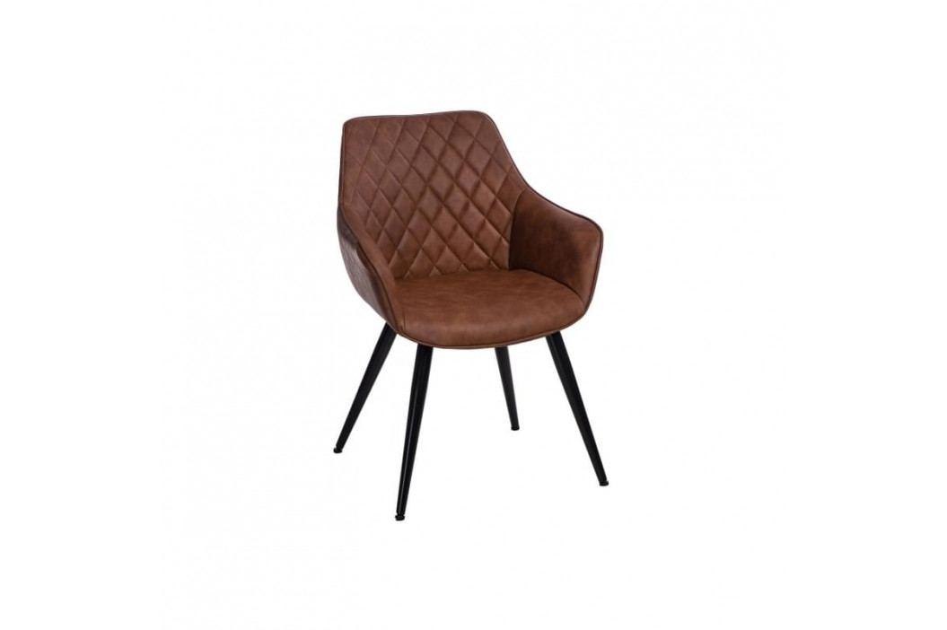 Designová židle Rox, světle hnědá 83545 CULTY