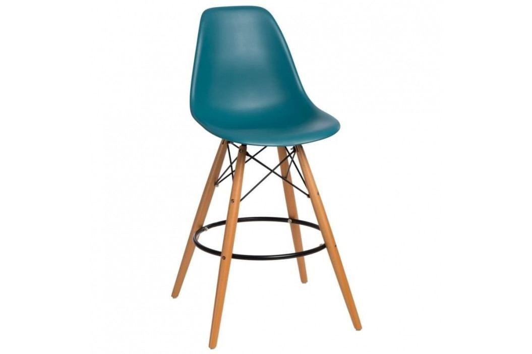 Designová barová židle DSW, ocean 84963 CULTY obrázek inspirace