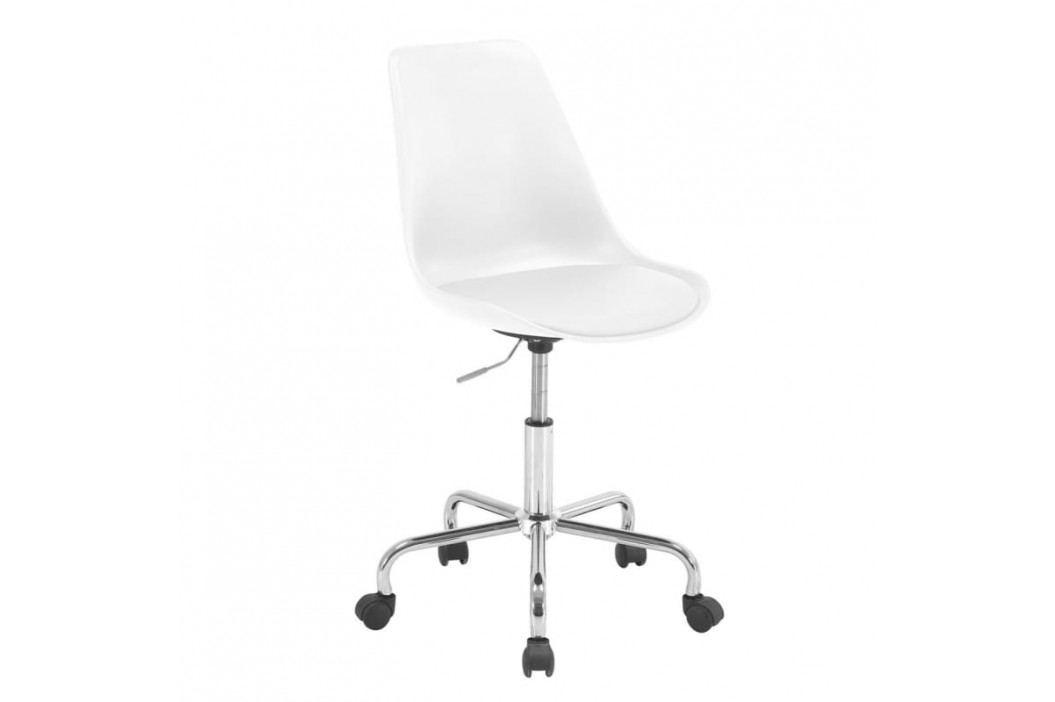 Kancelářská židle Damian, bílá SCHDN0000063748 SCANDI obrázek inspirace
