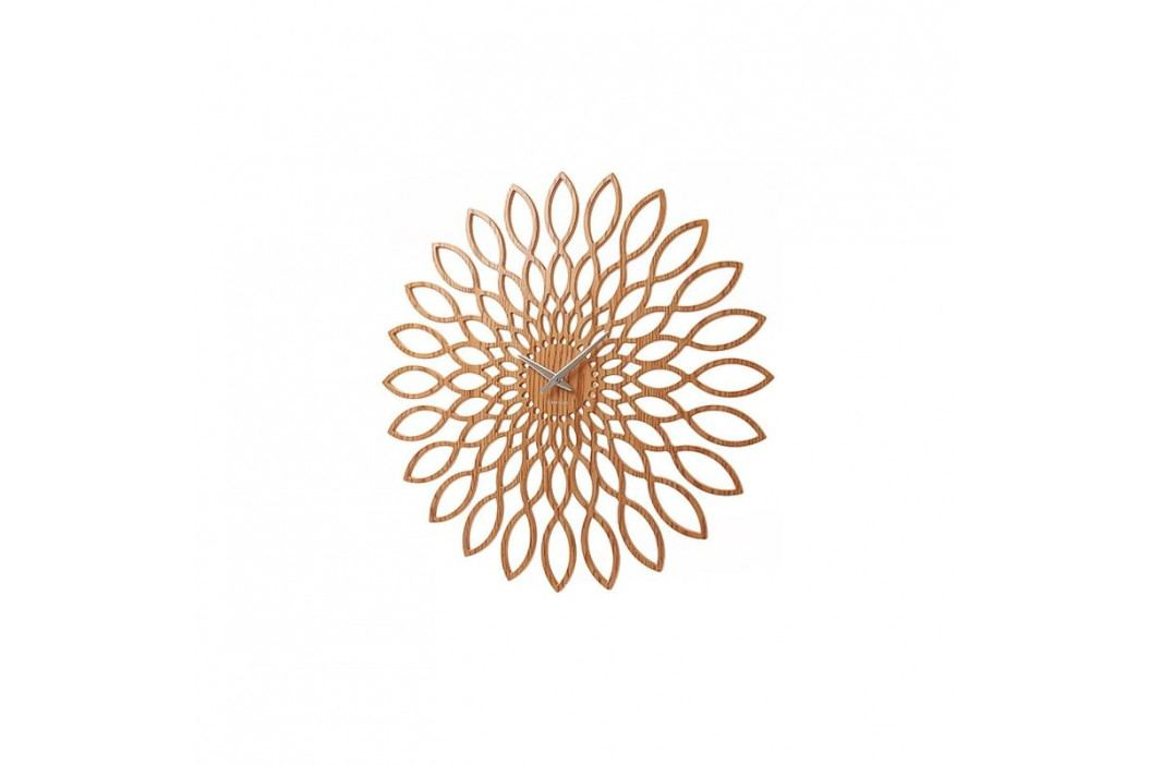 Nástěnné hodiny Sunny, 60 cm, hnědá Stfh-KA5394 Time for home+