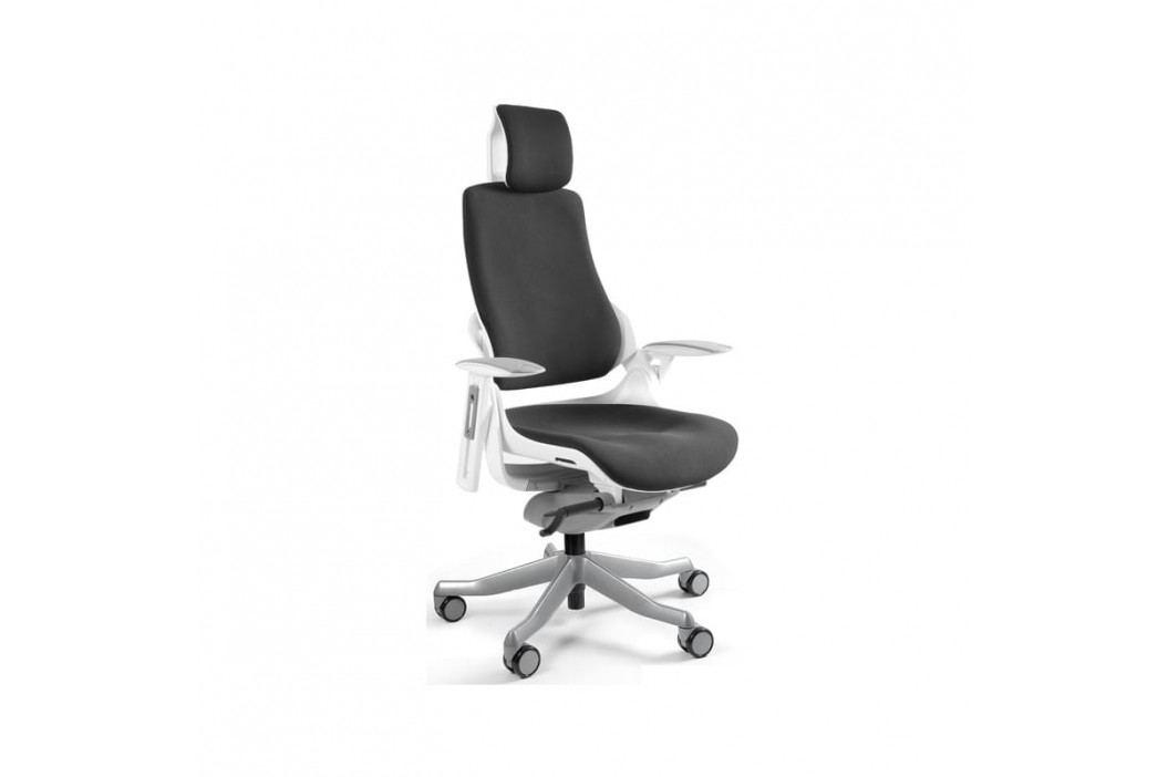 Designová kancelářská židle Master A02 (Oranžová)  UN:881 Office360