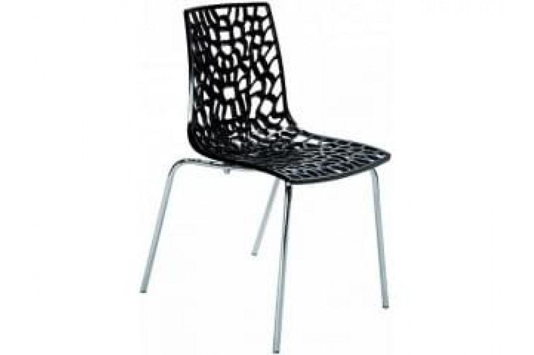 Jídelní židle Coral-D (Černá)  SC04 Sit & be obrázek inspirace