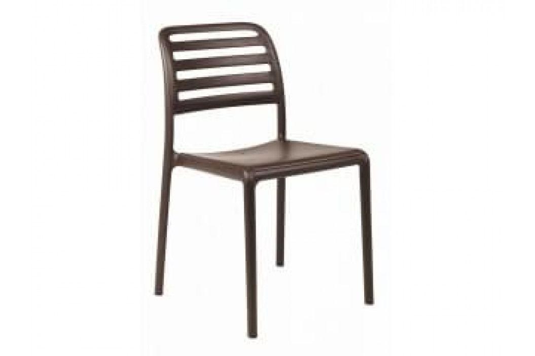 Zahradní židle Beno, více barev (Hnědá)  SB01 Sit & be