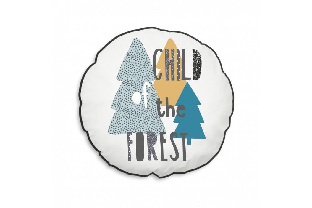 TODAY KIDS dětský polštářek Child of the Forest 35x40 cm