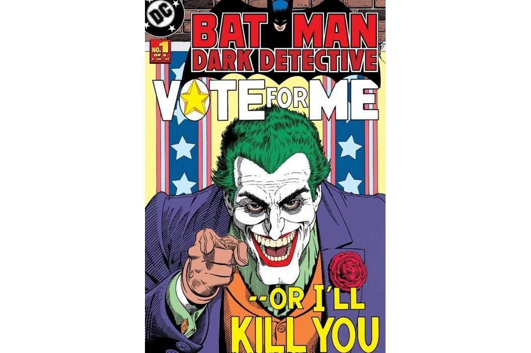 1Wall 1Wall fototapeta Batman dark detective 158x232 cm