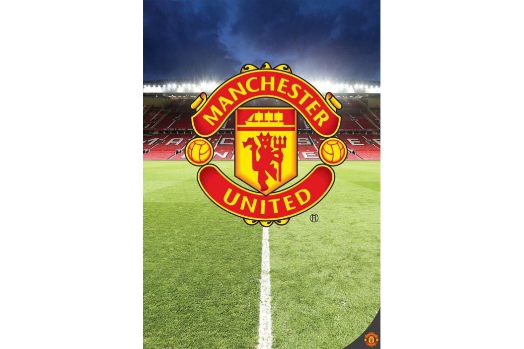 1Wall 1Wall fototapeta Manchester United 158x232 cm
