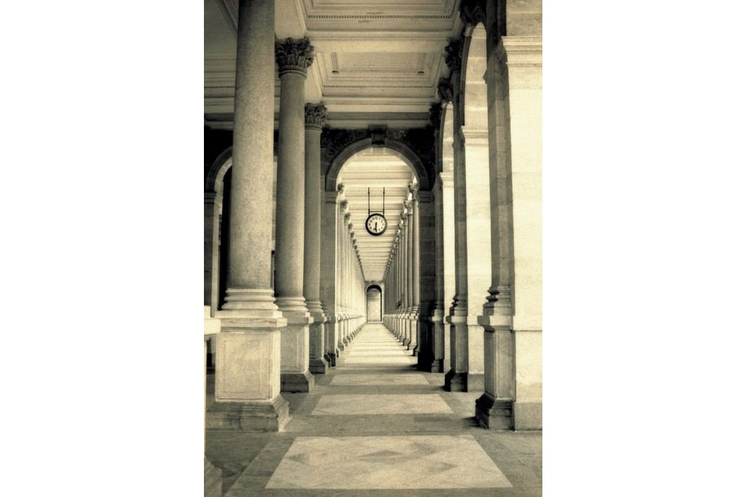1Wall 1Wall fototapeta Sloupový foyer 158x232 cm