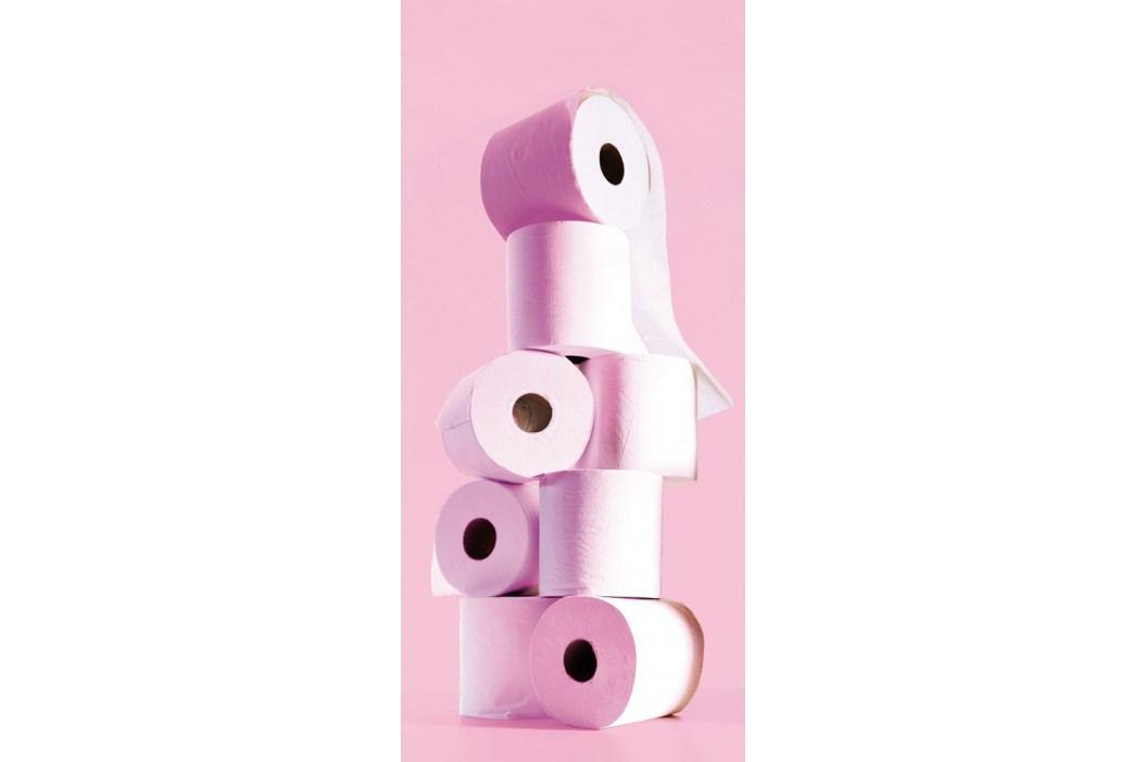 1Wall 1Wall fototapeta Toaletní papír 95x210 cm