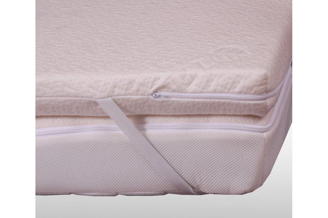 VISCOPUR Vrchní paměťová matrace (přistýlka) VISCOPUR® Tencel® Maxi 11 cm - 80x200 cm