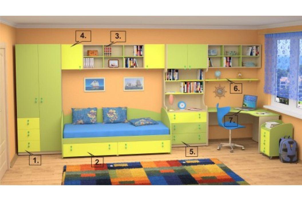 Sestava dětského nábytku LIA 3 - LZ