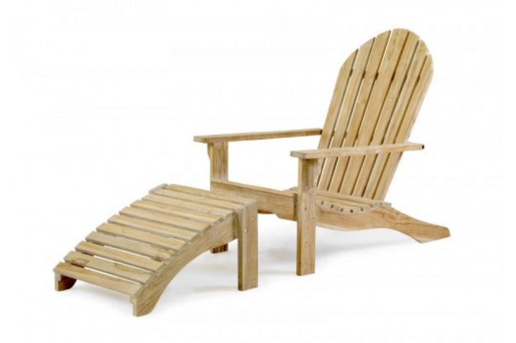 Dřevěné zahradní křeslo OPPAL-GD