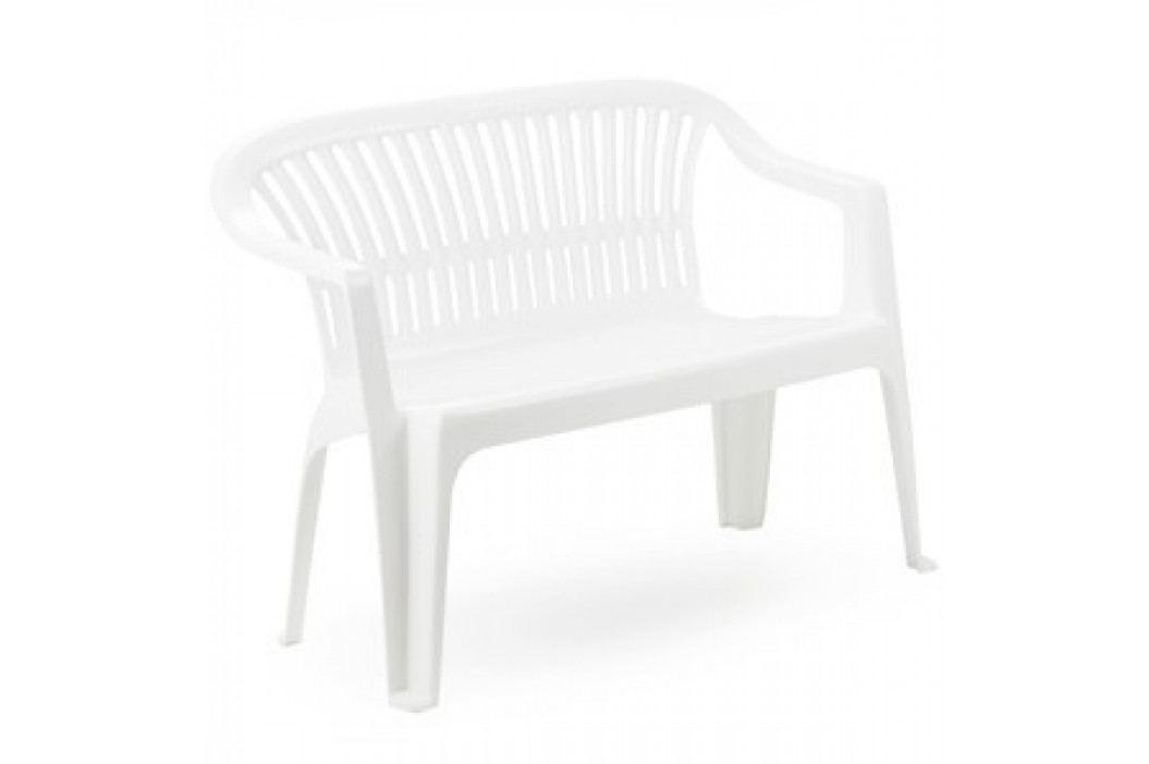 Venkovní lavice z plastu-UZN