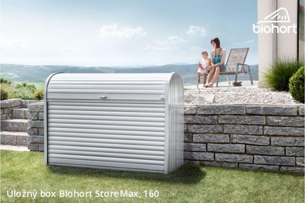 Zahradní úložný box STOREMAX 160 - BH