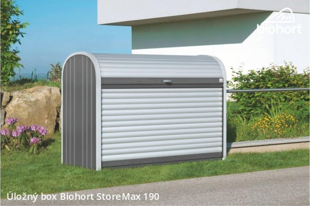 Zahradní úložný box STOREMAX 190 - BH