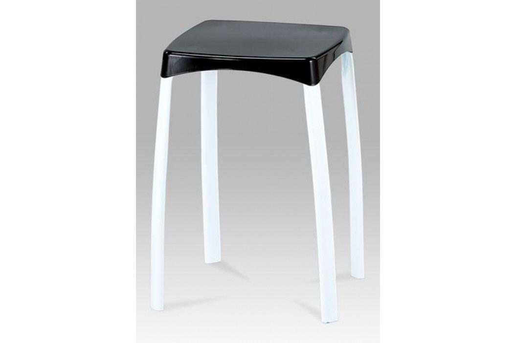 Plastová dekorační stolička - AT