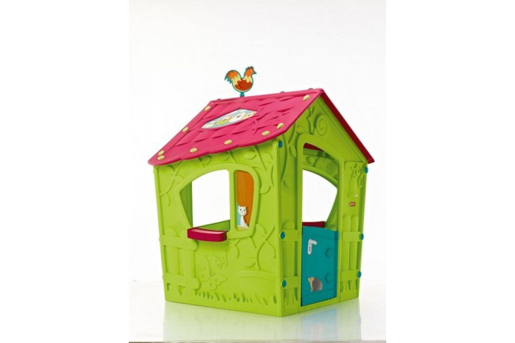 Dětský domeček do bytu i na zahradu - UZN