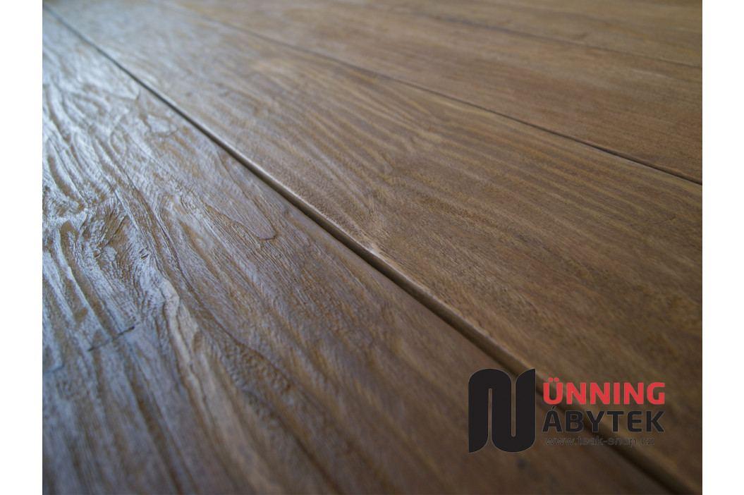 Zahradní stůl Teak Masiv Staré dřevo - AKCE