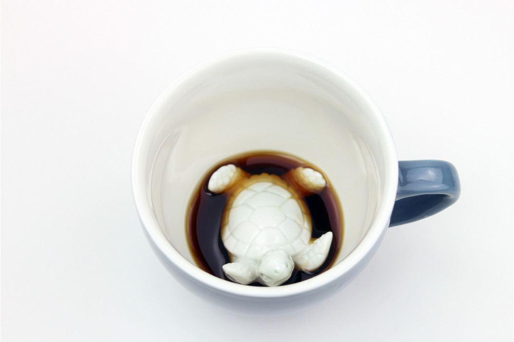 Hrnek ŽELVA 325 ml - Creature Cups