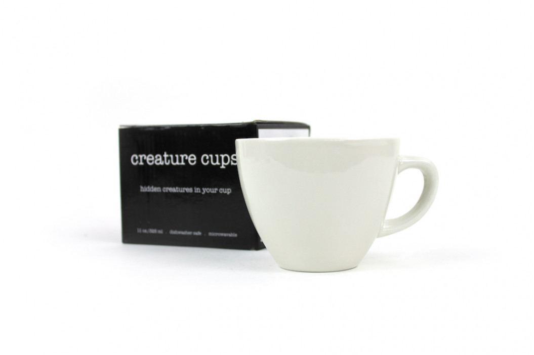 Hrnek JEDNOROŽEC 325 ml 2 barvy - Creature Cups Barva: bílá