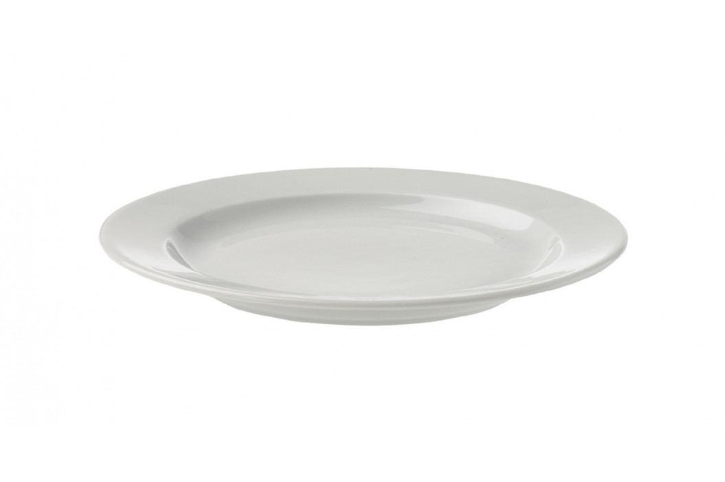 Talíř dezertní Legio O 19 cm, bílá, Eva Solo