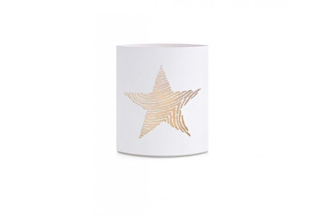Markslöjd Markslöjd 703777 - LED Vánoční dekorace SKÄR 1xLED/0,06W/2xAA hvězda ML0103