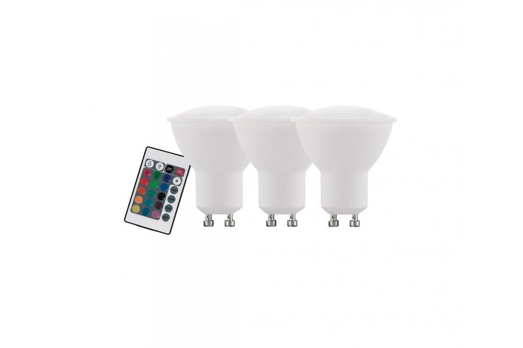 Eglo SADA 3x LED Stmívatelná žárovka GU10/4W/230V