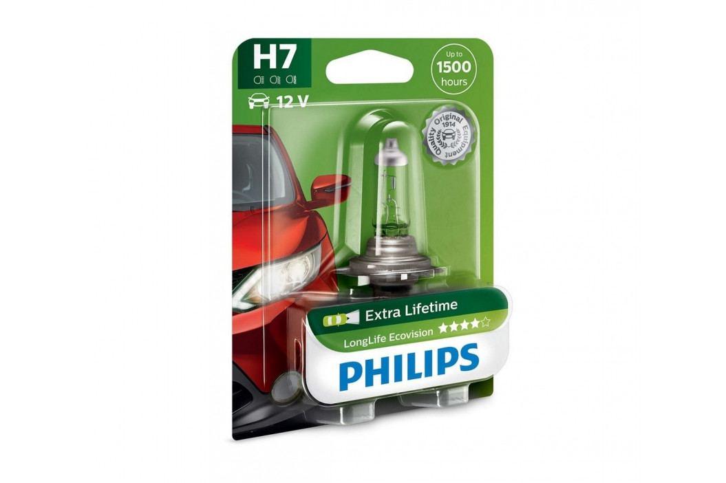 Philips Autožárovka Philips ECOVISION 12972LLECOB1 H7 PX26d/55W/12V