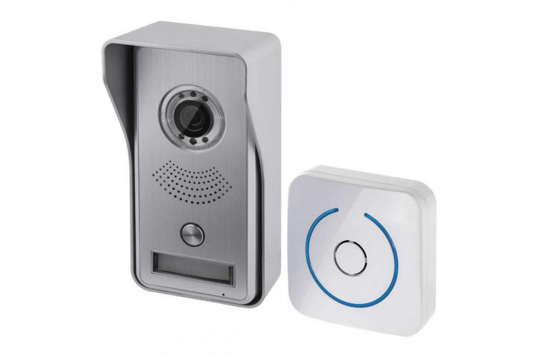 EMOS Bezdrátový zvonek s kamerou a WIFI 12V IP44